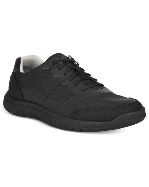 Clarks Shoes Votta Black  Wide