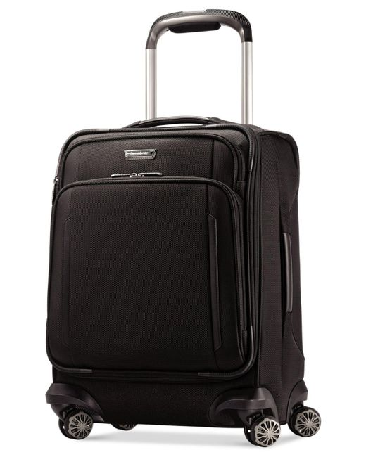 "Samsonite - Black Silhouette Sphere 19"" Spinner Suitcase for Men - Lyst"