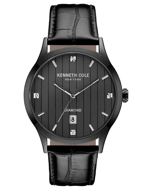 Kenneth Cole New York Diamond Watch