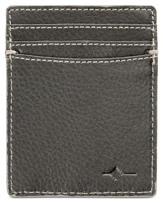 Buxton | Gray Men's Rfid Wallet & Universal Power Bank for Men | Lyst