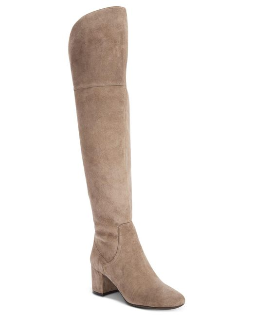 Cole Haan | Brown Raina Grand Ii Over-the-knee Boots | Lyst