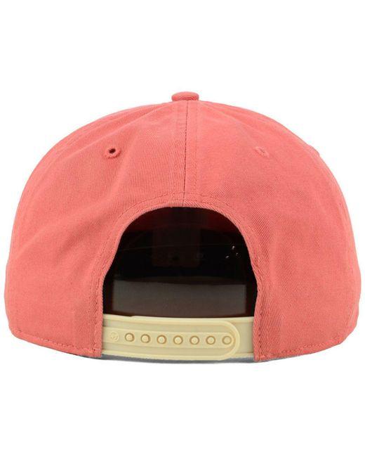 7d291b57 ... 47 Brand - Multicolor Boston Red Sox Island Snapback Cap for Men - Lyst
