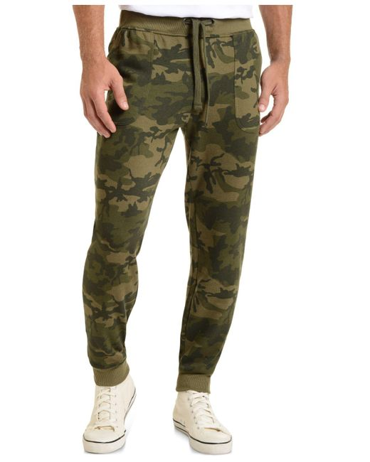 2xist - Green Athleisure Men's Terry Sweatpants for Men - Lyst
