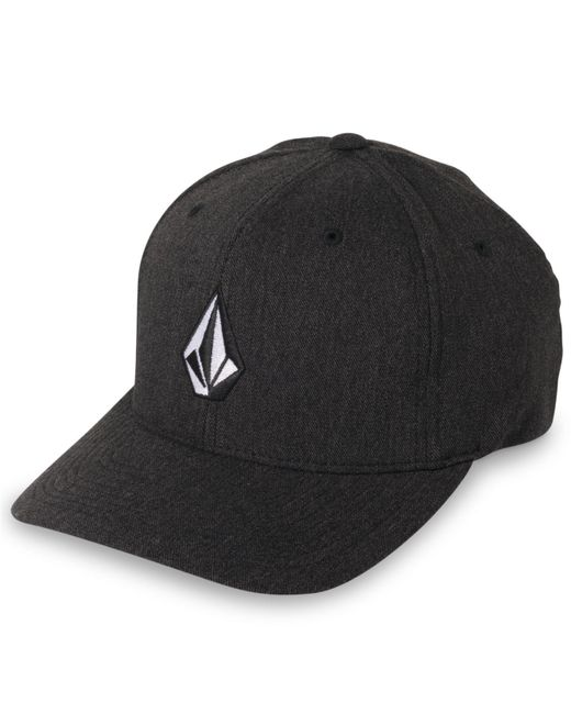 Volcom | Gray Hat, Full Stone Flex Fit for Men | Lyst