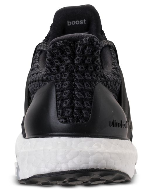 d6027c9b72460 ... Adidas - Black Women s Ultra Boost Running Sneakers From Finish Line ...
