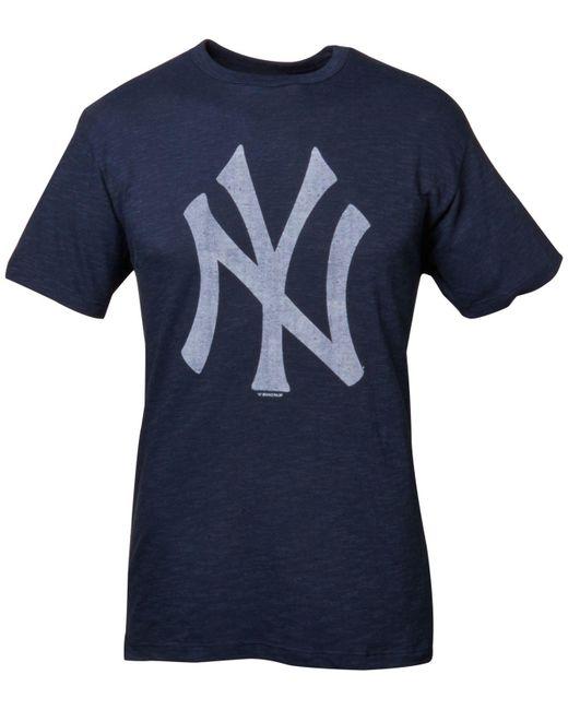47 Brand - Blue Men's New York Yankees Scrum T-shirt for Men - Lyst