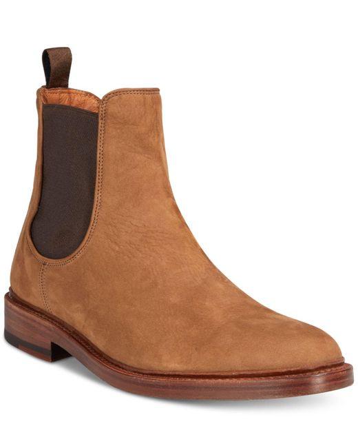 Frye | Brown Men's Jones Chelsea Boots for Men | Lyst