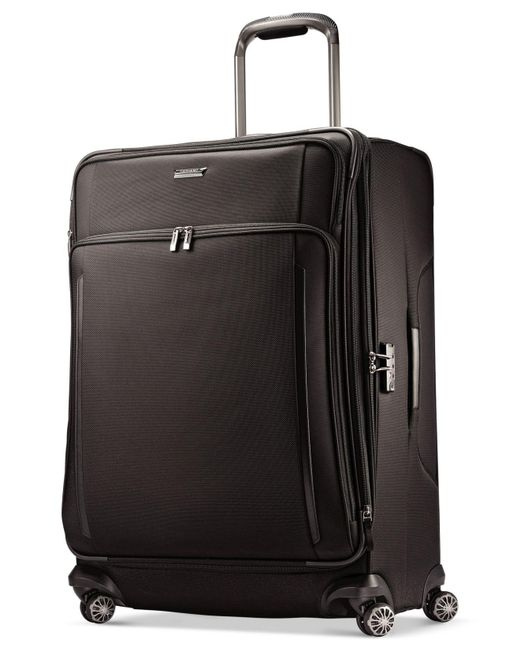 "Samsonite - Black Silhouette Sphere 29"" Spinner Suitcase for Men - Lyst"