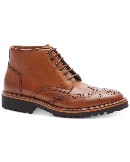 Kenneth Cole | Brown Men's Design 10805 Boots for Men | Lyst