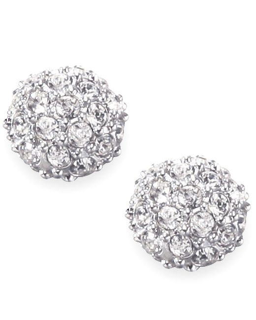 Swarovski | Gray Earrings, Emma Crystal | Lyst