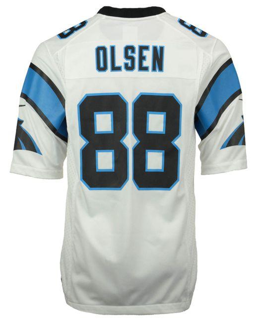 Nike Blue Men's Game Jersey for men