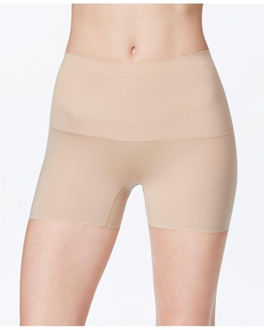 Spanx - Natural Shape My Day Girl Short Ss7215 - Lyst