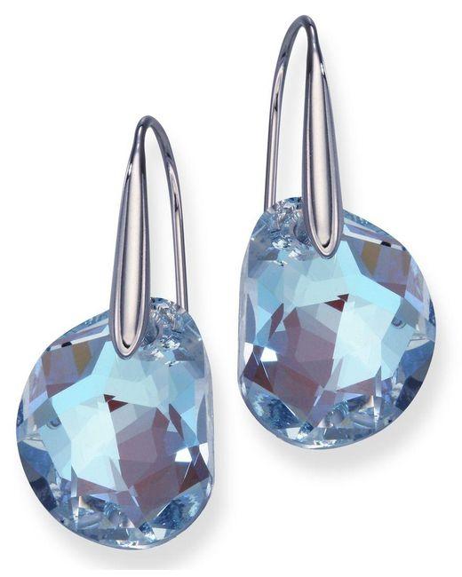 Swarovski | Natural Earrings, Galet | Lyst