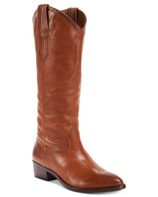 Frye - Brown Ray Pull-on Boots - Lyst