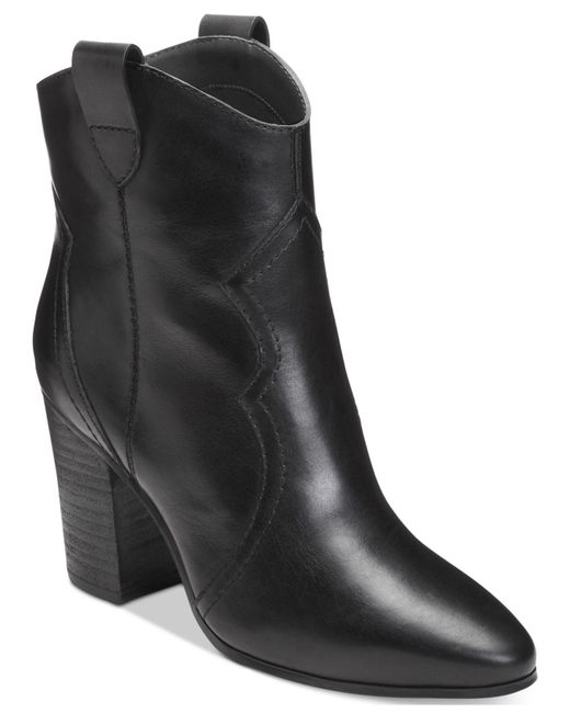 Aerosoles | Black Lincoln Square Booties | Lyst