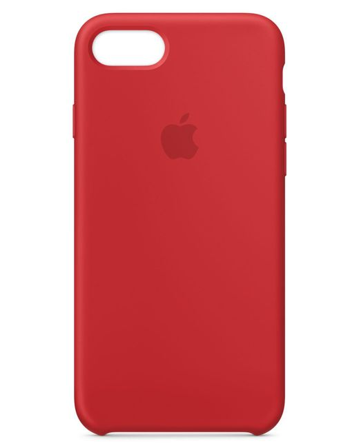 Apple - Red Iphone 8/7 Cobalt Blue Silicone Case - Lyst