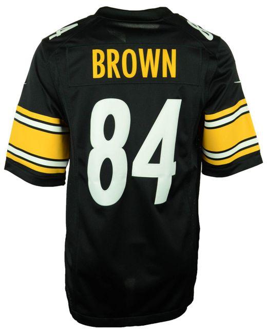 antonio brown jersey mens