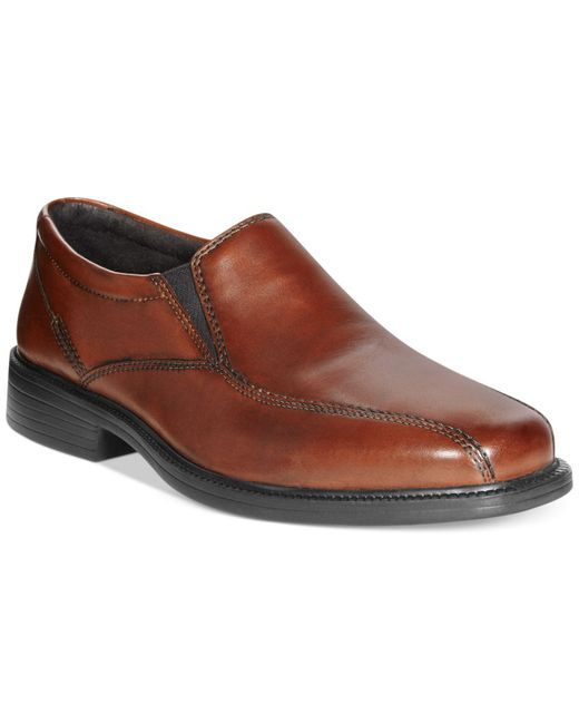 Bostonian | Brown Bolton Slip-on Shoes for Men | Lyst