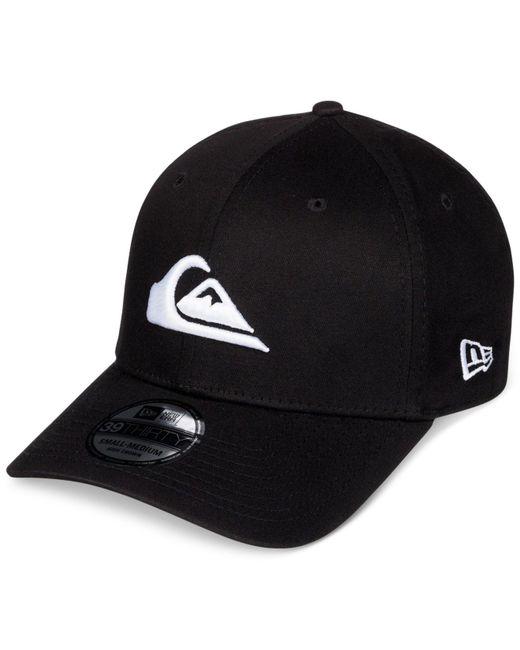 Quiksilver - Black Men's Mountain And Wave Logo Cap for Men - Lyst