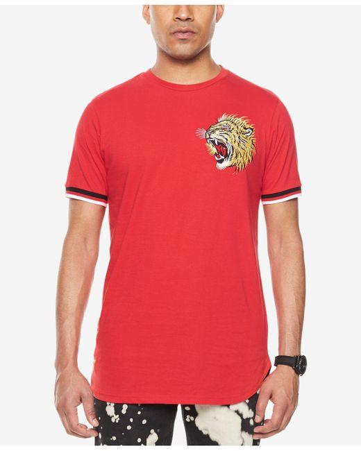 Sean John | Men's Embroidered T-shirt for Men | Lyst