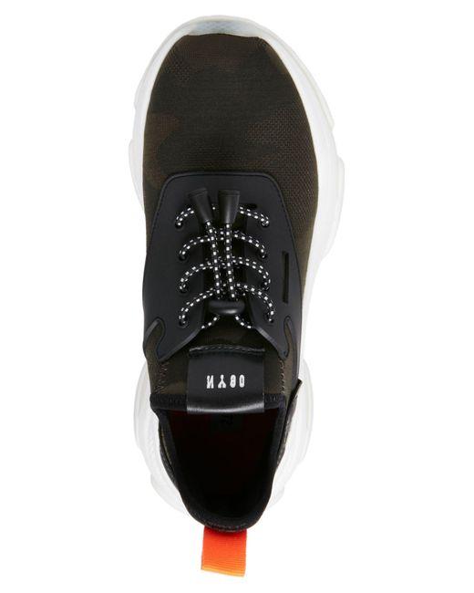 ab5cbb27b9d ... Steve Madden - Multicolor Myles Knit Chunky Sneakers - Lyst ...