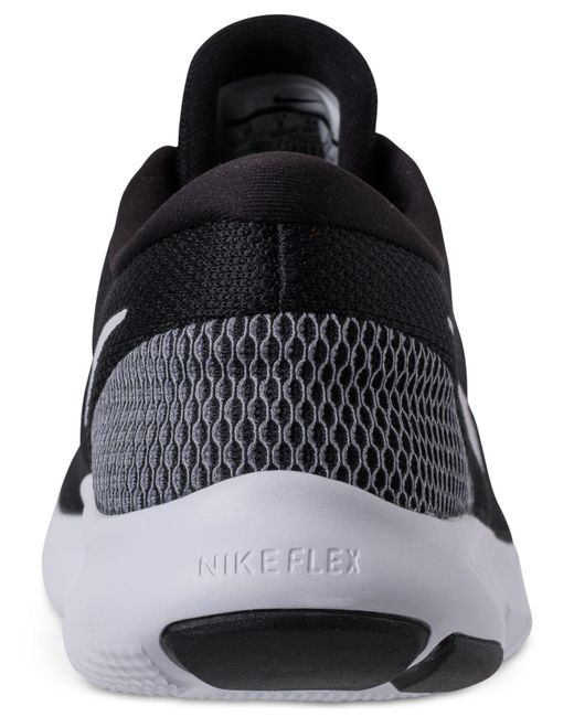 147cb6a9f668c ... Nike - Black Flex Experience Run 7 Running Sneakers From Finish Line  for Men - Lyst ...