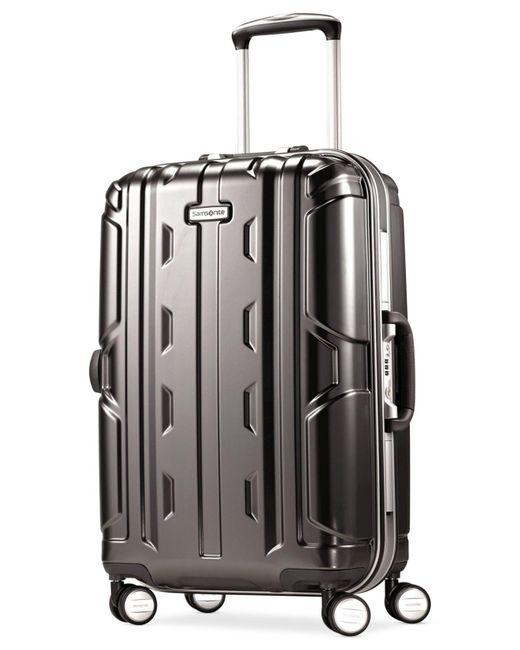 "Samsonite - Gray Cruisair Dlx 21"" Carry-on Hardside Spinner Suitcase for Men - Lyst"