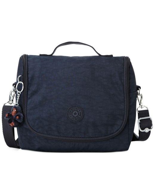 Kipling - Blue Kichirou Lunch Bag - Lyst