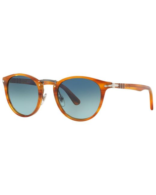 Persol - Brown Po3108s 49p for Men - Lyst