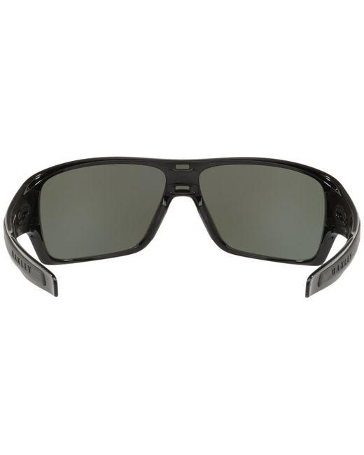 36ac25eac3 ... Oakley - Black Turbine Rotor Sunglasses