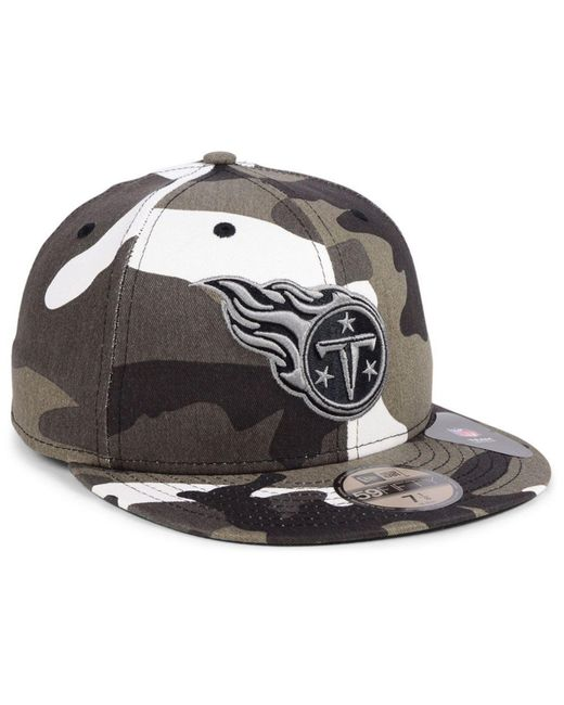 5e2051720 ... KTZ - Multicolor Tennessee Titans Urban Prism Pack 59fifty-fitted Cap  for Men - Lyst ...