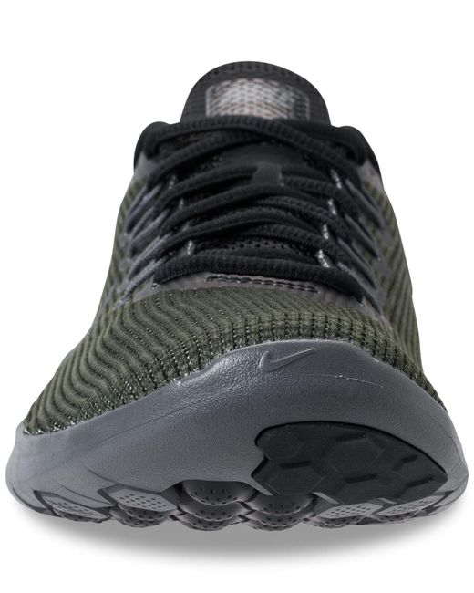 bde1ebd937b17 ... Nike - Black Flex Rn 2018 Running Sneakers From Finish Line - Lyst ...