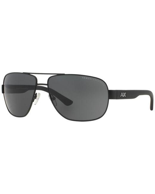 Armani Exchange   Black Ax Ax2012s 62 for Men   Lyst