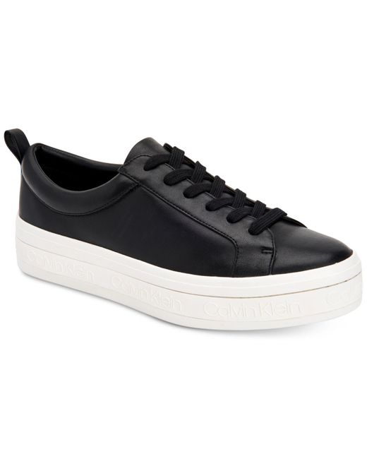 Calvin Klein - Black Jaelee Sneakers - Lyst