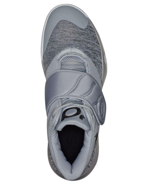 bc2acd845076 ... store nike gray kd trey 5 vi basketball sneakers from finish line for  men lyst 6e55c