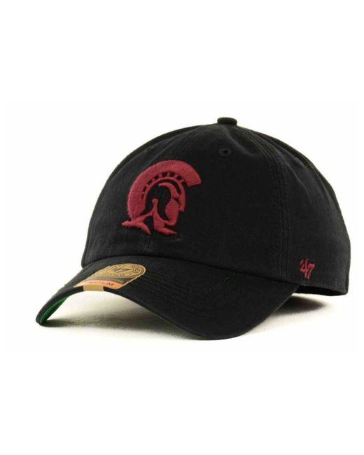 47 Brand | Black Arkansas Little Rock Trojans Ncaa '47 Franchise Cap for Men | Lyst