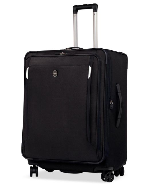"Victorinox - Black Werks Traveler 5.0 27"" Dual Caster Spinner Suitcase for Men - Lyst"