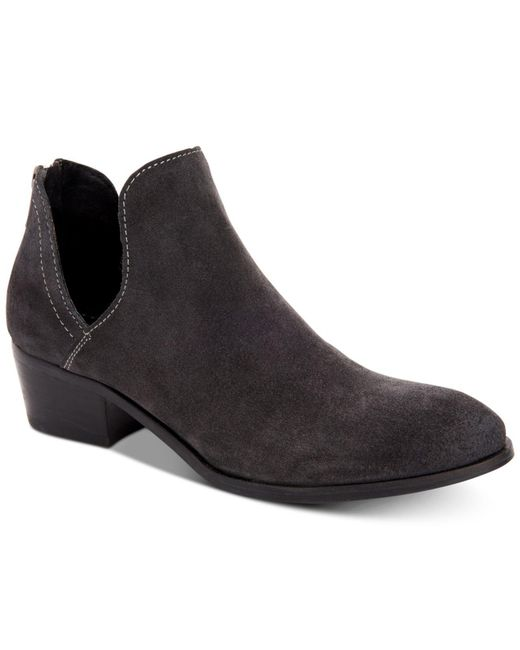 BCBGeneration - Gray Ree Booties - Lyst
