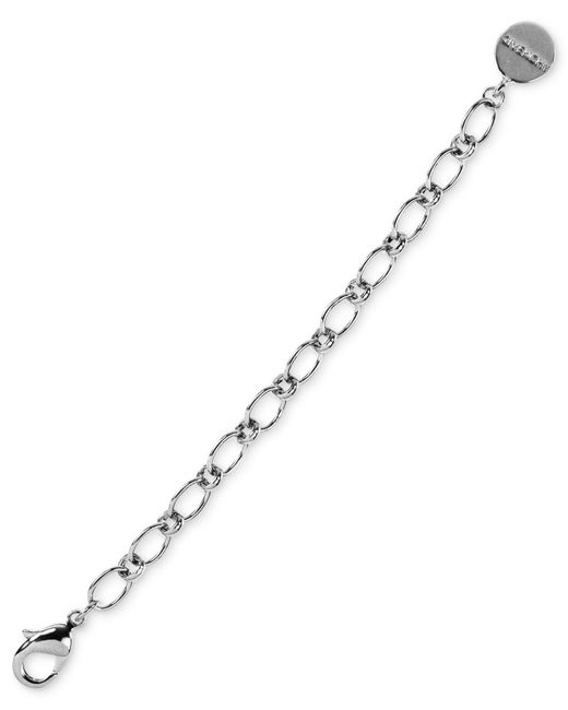 Givenchy | Metallic Extension Chain, Silver-tone Link Extension | Lyst