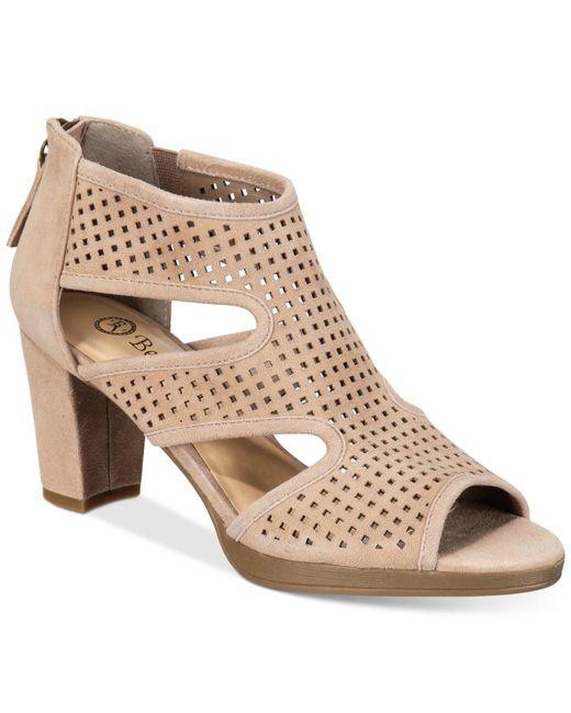 Bella Vita - Multicolor Leslie Dress Sandals - Lyst