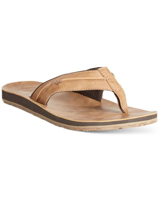 Reef | Brown Marbea Sl Tan Sandals for Men | Lyst