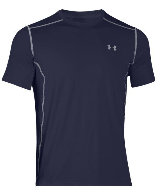 Under Armour | Blue Heatgear® Raid T-shirt for Men | Lyst