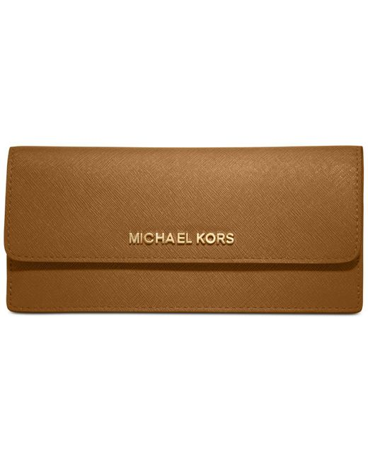 Michael Kors | Multicolor Jet Set Travel Wallet | Lyst