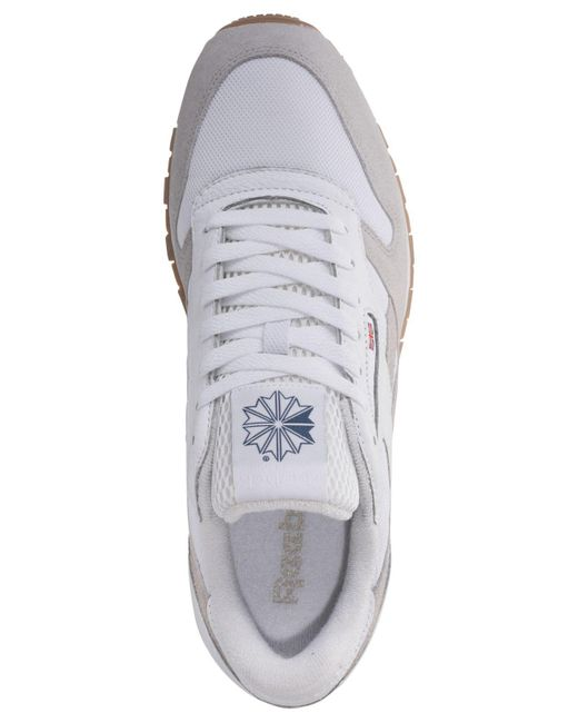 7e31a5670774 Reebok - Gray Mens Classic Leather Estl Casual Sneakers From Finish Line  for ...