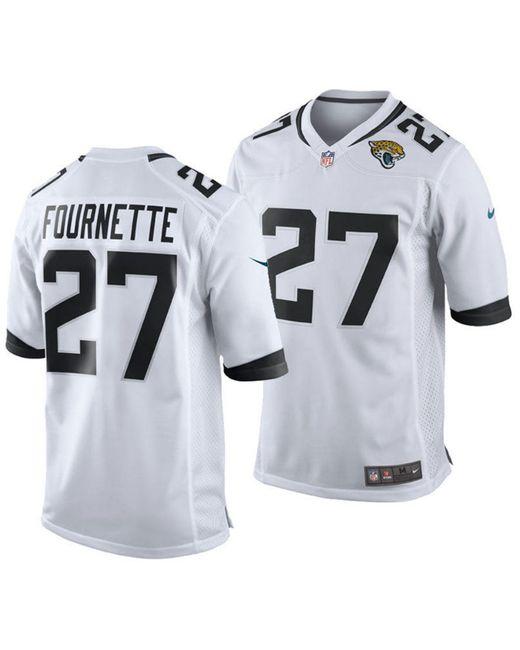 200f73a2b Nike - White Leonard Fournette Jacksonville Jaguars Game Jersey for Men -  Lyst ...