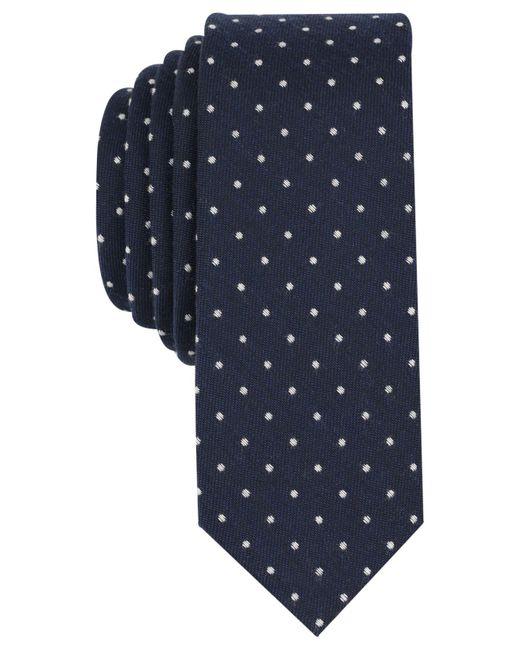 Original Penguin - Blue Men's Arusha Dot Skinny Tie for Men - Lyst