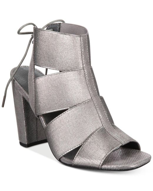 Rialto | Multicolor Mirabella Block-heel Dress Sandals | Lyst