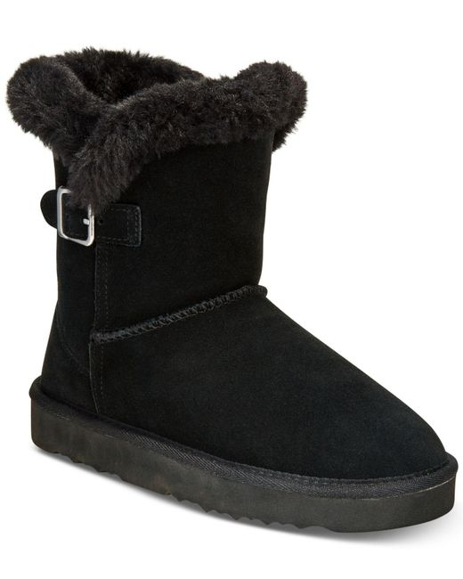 Style & Co. - Blue Tiny 2 Cold Weather Booties, Created For Macy's - Lyst