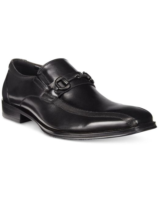 Kenneth Cole Reaction | Black Men's Fit The Bill Loafers for Men | Lyst