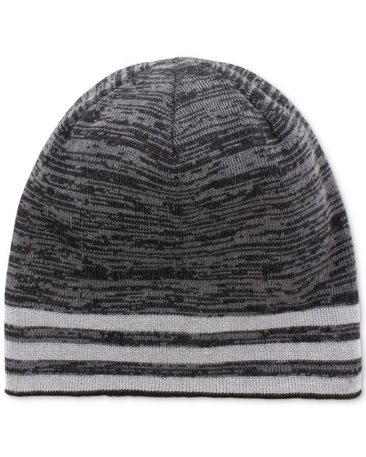e6d49dc2761 ... Adidas - Black Eclipse Climawarm® Reversible Beanie for Men - Lyst